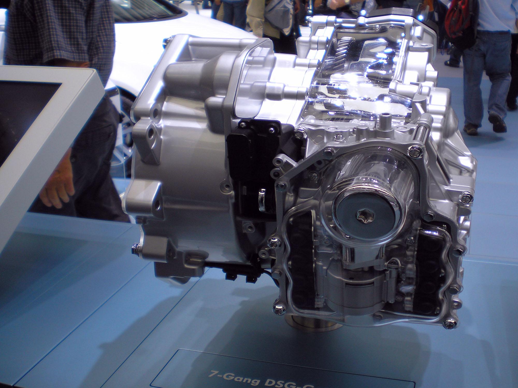 Holger Sprenger - Volkswagen 7 Gang DSG Getriebe