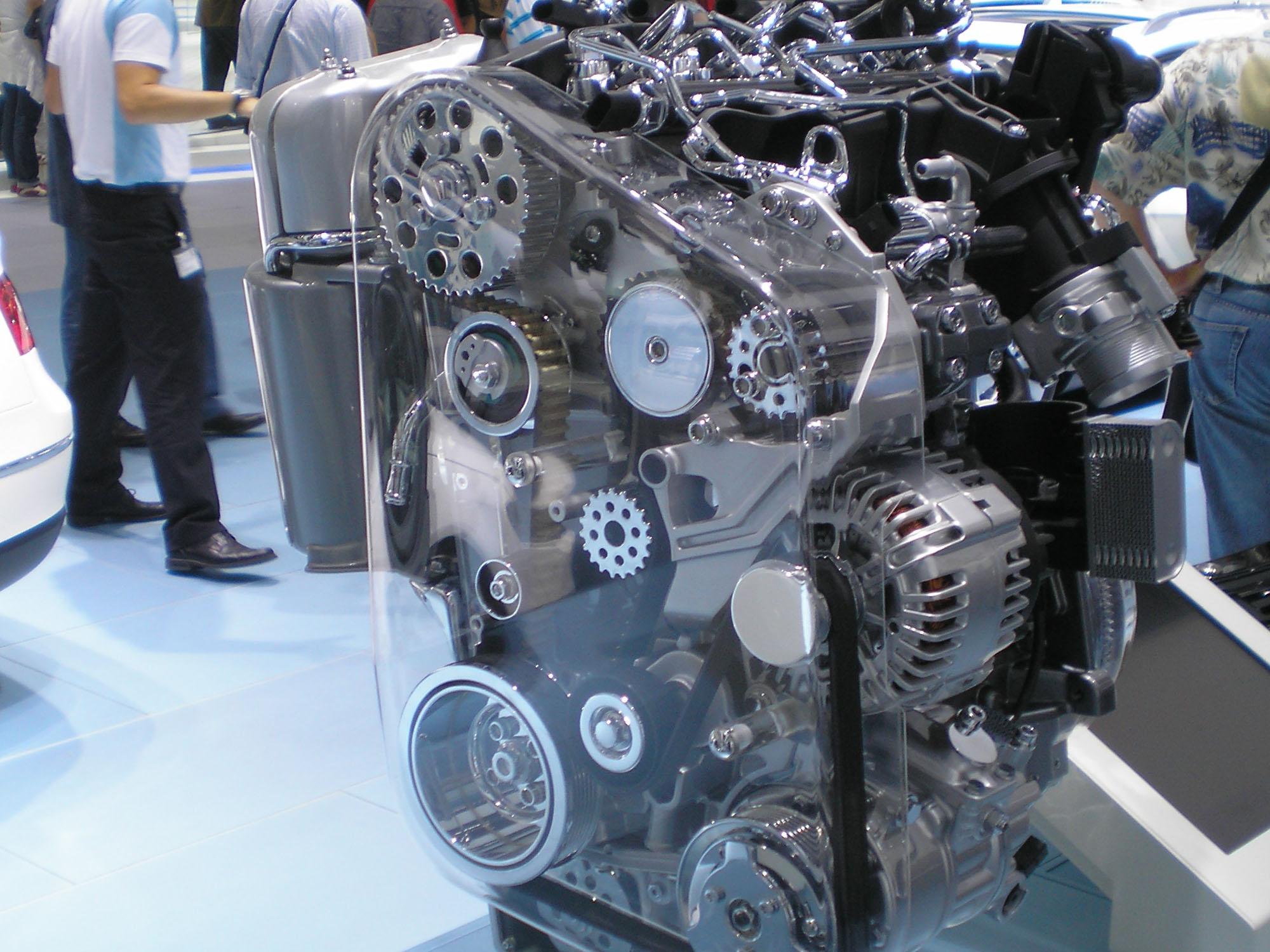 Holger Sprenger - Motor Volkswagen AG