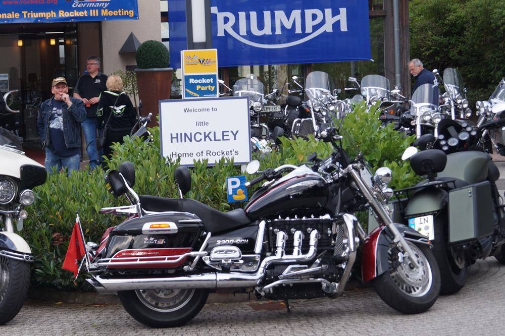 Rocketdays EventRocketdays - Triumph Rocket III Event