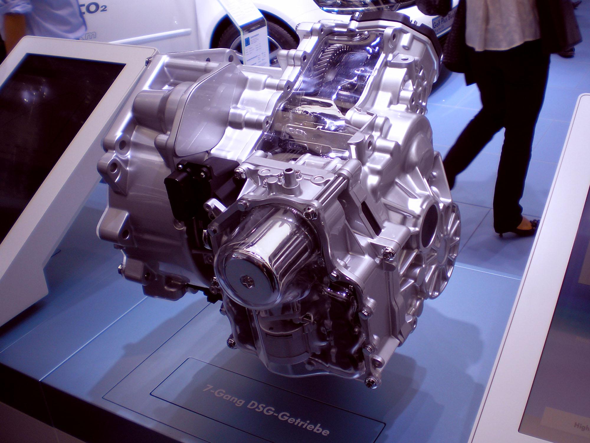 Holger Sprenger - Volkswagen Direktschaltgetriebe